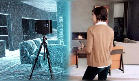 Visite virtuelle : l'agence Lodgis a choisi Matterport, la technologie 3D qui monte