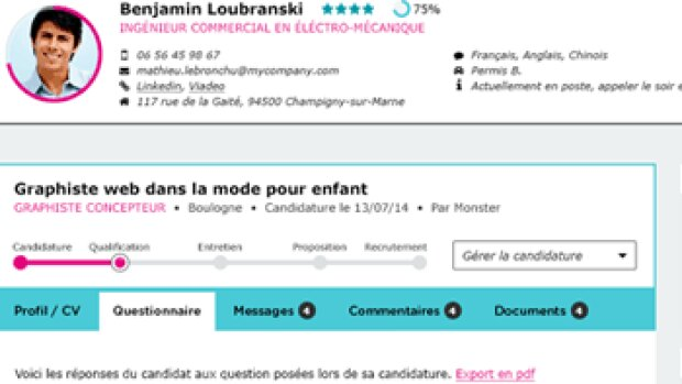 DigitalRecruiters, la plateforme qui gère le recrutement de A à Z