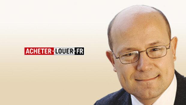 """""""Notre ambition : devenir le nouveau site immobilier de référence"""", Fabrice Rosset, Acheter-Louer"""