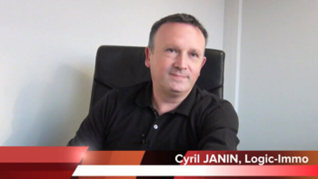 4 min 30 avec Cyril Janin, directeur général de Logic-Immo