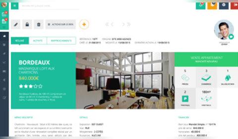 Avec e², Immo One propose une version encore plus innovante de son logiciel de transactions