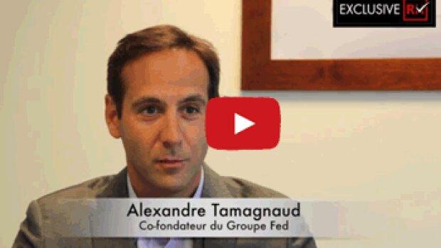 3 min avec Alexandre Tamagnaud, co-fondateur du Groupe Fed