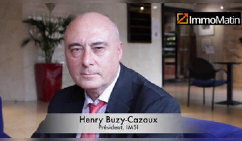 3 min avec Henry Buzy-Cazaux, président de l'IMSI