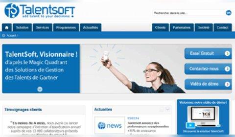 TalentSoft enregistre une croissance record pour 2013