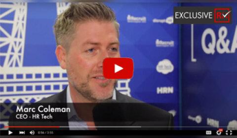 Vidéo - Pari gagnant pour HR Tech 2015