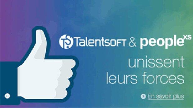 Talentsoft annonce l'acquisition de l'éditeur PeopleXS