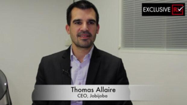 3 min avec Thomas Allaire, CEO, Jobijoba.com