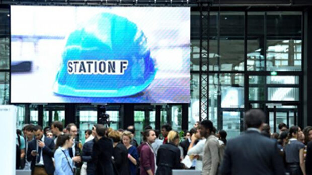Les start-up RH font leur rentrée à Station F !