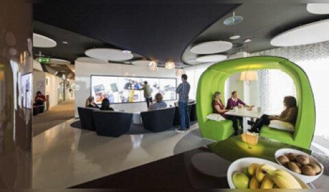 Bien-être au travail : les nouveaux espaces ont leur carte à jouer !