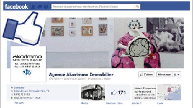Les agents immobiliers doivent-ils avoir une page Facebook ?