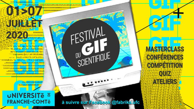 Le gif scientifique a désormais son festival (il était temps !)