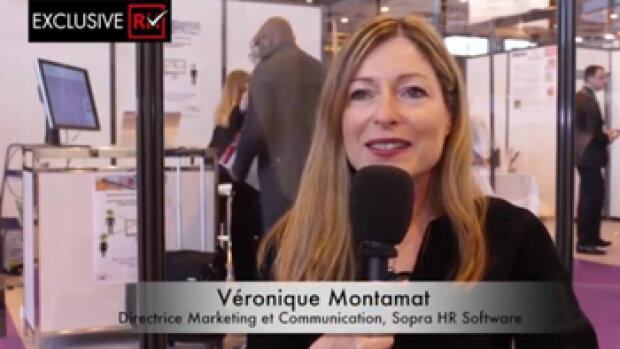3 min avec Véronique Montamat, Sopra HR Software