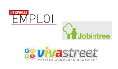 VivaStreet, Jobintree et L'Express forment une régie dédiée à l'emploi