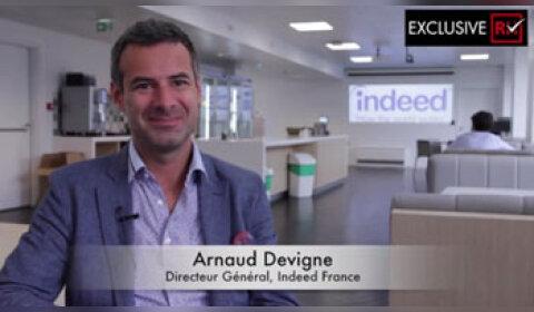 3 min avec Arnaud Devigne, directeur général d'Indeed France