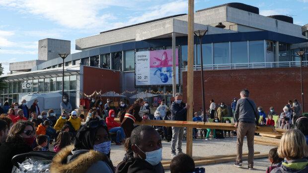 Scène conventionnée : le Théâtre Brétigny crée un média par et pour les jeunes