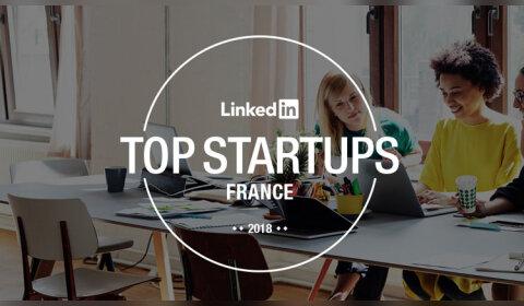 Le Top 5 des start-up RH préférées de LinkedIn
