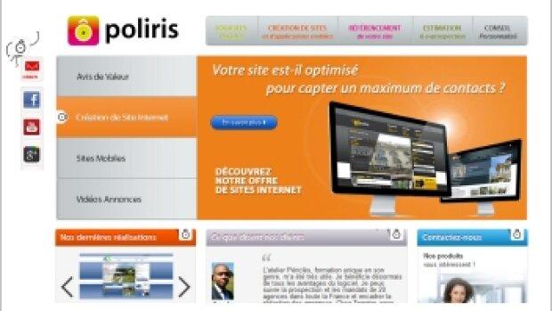 Sites mobiles: Poliris propose une offre simple sur abonnement