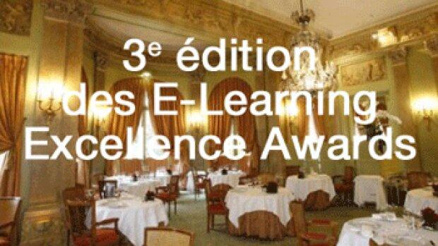 3ème édition des E-Learning Excellence Awards