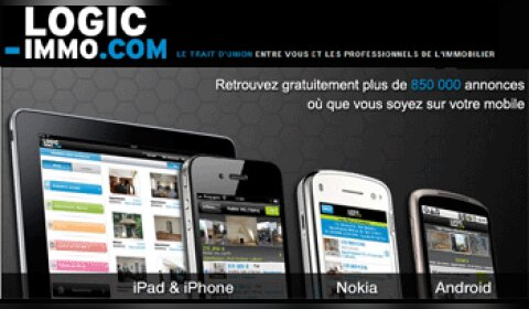Logic-Immo mise sur une stratégie mobile globale