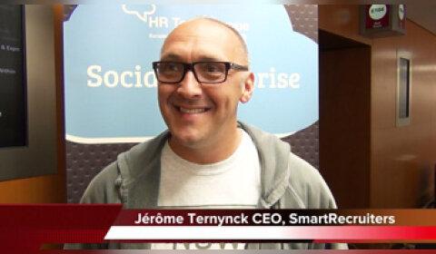 4 min 30 avec Jérôme Ternynck, CEO de SmartRecruiters