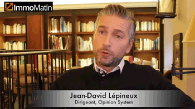 3 min avec Jean-David Lepineux, Opinion System