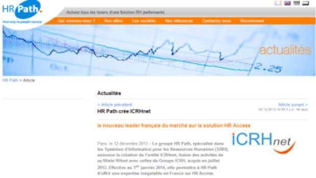 HR Path crée ICRHnet et décuple sa force de frappe