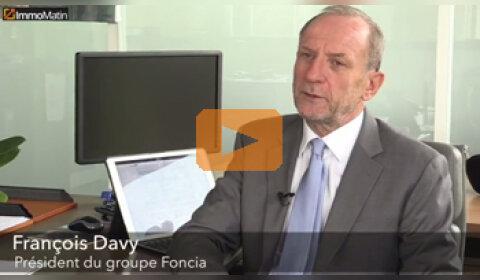 3 min avec François Davy, Foncia