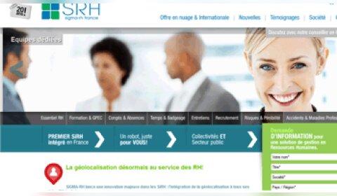 Sigma-RH mise sur la géolocalisation