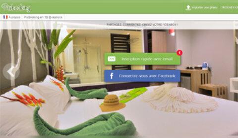 PixBooking, le réseau social dédié à la photographie immobilière