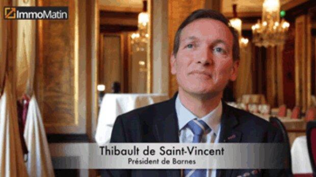3 min avec Thibault de Saint-Vincent, Barnes