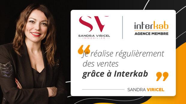 « Je réalise régulièrement des ventes grâce à Interkab », Sandra Viricel