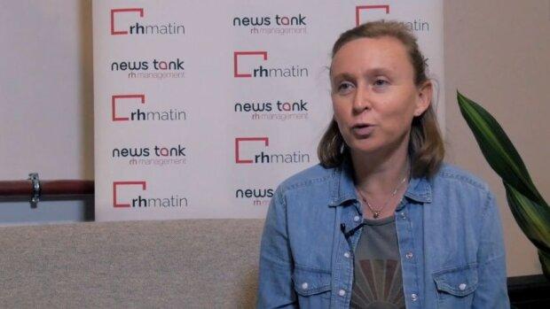 """Vidéo Virginie Linard, DRH Groupe UP: «Ma priorité est l'application de notre accord de télétravail"""""""
