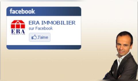 Facebook : l'expérience réussie d'Era Immobilier
