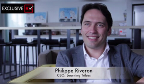 3 min avec Philippe Riveron, CEO, Learning Tribes