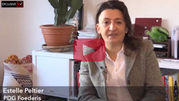 3 min avec Estelle Peltier, Foederis