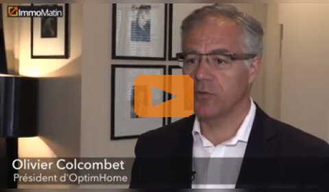 3 min avec Olivier Colcombet, OptimHome