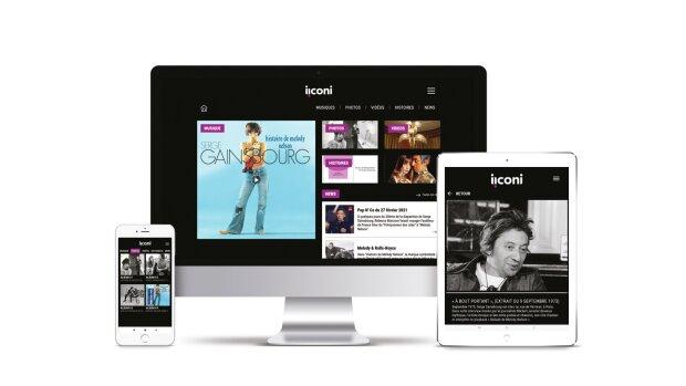 Start-up : Iiconi lance des objets interactifs autour d'albums cultes et de nouveautés