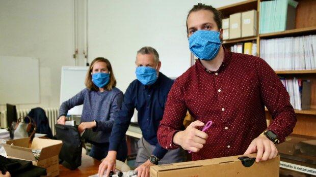 Comment Université Côte d'Azur aide ses étudiants pendant la crise