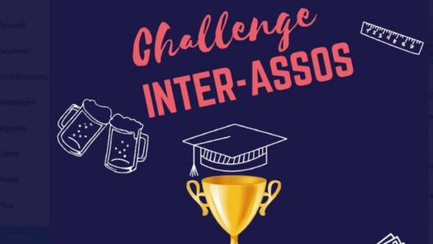 Student Pop lance un challenge inter-associations