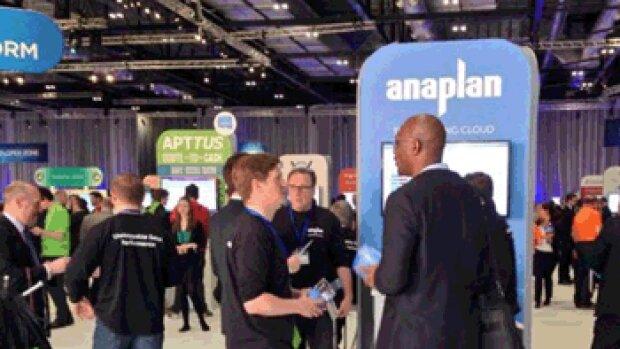 L'éditeur Anaplan lève 90 millions de dollars