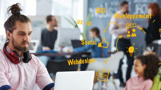 Webgenery : 4 pôles au service de la digitalisation des professionnels de l'immobilier
