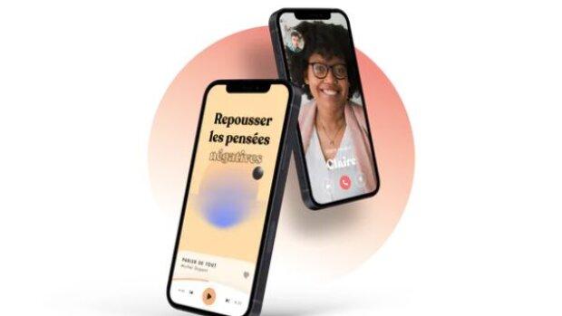 """Application """"bien-être et santé mentale"""" : mindDay s'installe en levant des fonds"""