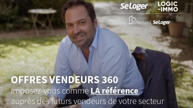 Le Groupe SeLoger lance l'offre Vendeurs 360