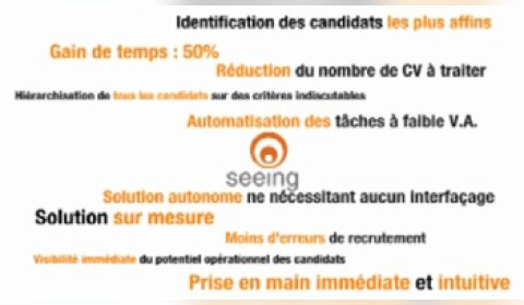 Seeing: l'outil de présélection de candidats plébiscité par Accor