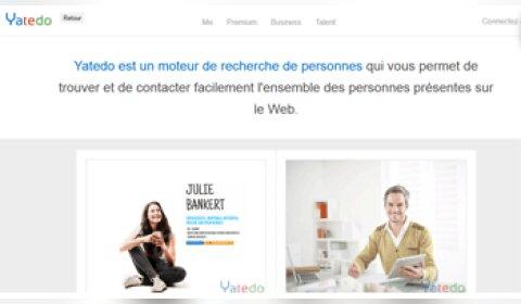 Le moteur de recherches Yatedo lance une solution d'e-recrutement