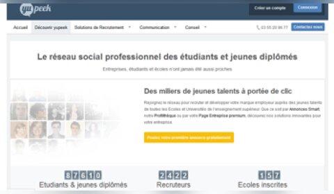 Yupeek, le réseau social des jeunes diplômés, souffle sa 2e bougie