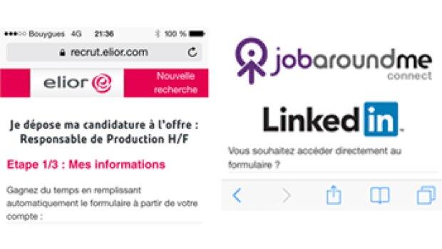 Elior inaugure un nouveau site carrières webmobile relié à son ATS