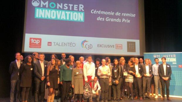 """Vidéo - Monster dévoile les lauréats de ses """"Grands Prix de l'Innovation"""""""