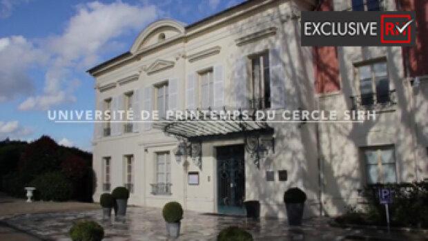 Vidéo - Le Cercle SIRH fait son université de printemps