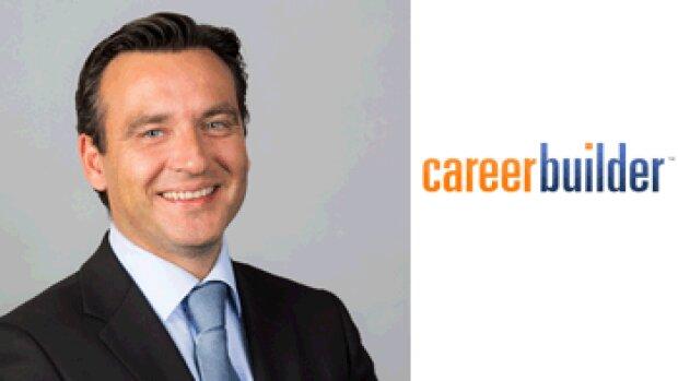 """"""" En 2013, CareerBuilder France a consolidé sa croissance """" Frédéric Woldanski, DG CareerBuilder France"""